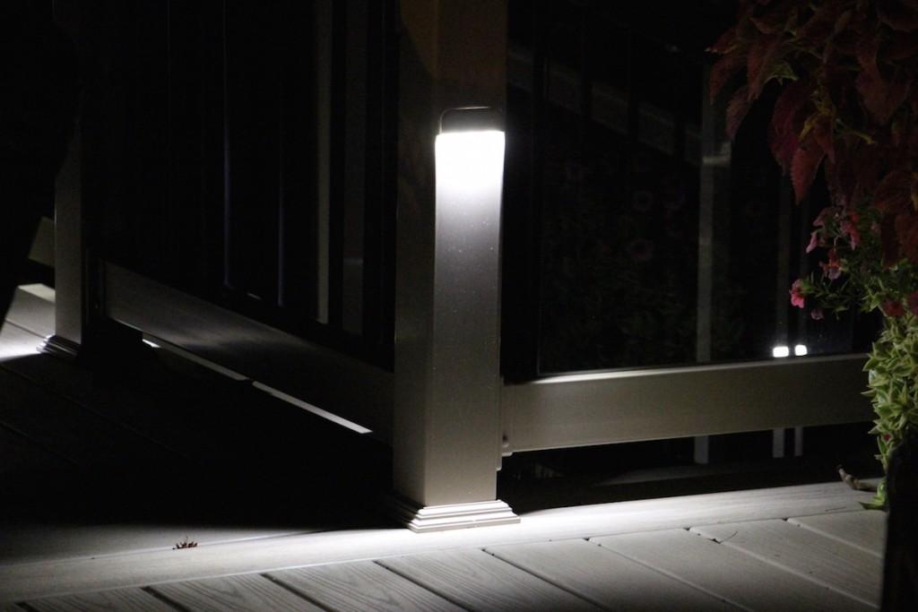 LED Lighting & Deck u0026 Fence LED Lighting | Al-Mar Vinyl u0026 Aluminum Exeter Ontario azcodes.com