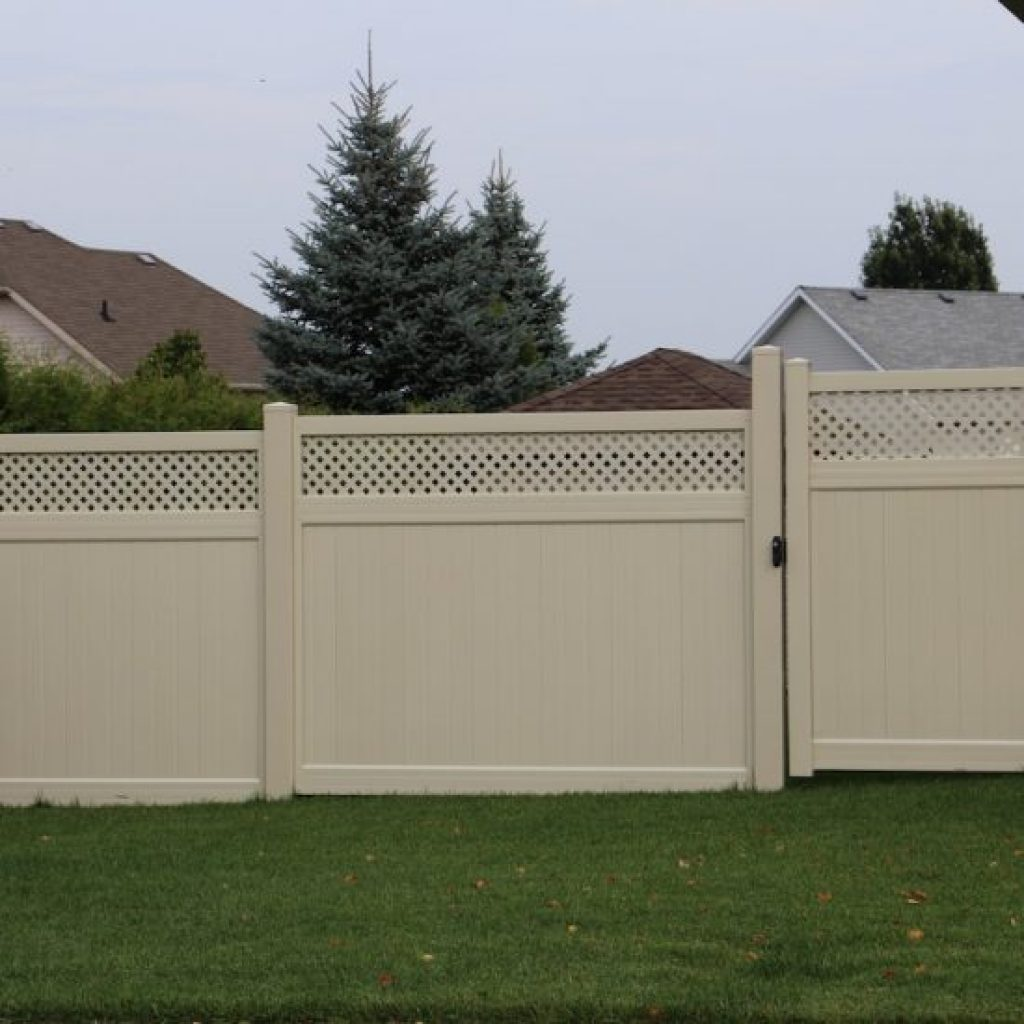 Fence Products Gallery Al Mar Vinyl Aluminum Exeter Ontario Wiring Homes Photos Of By