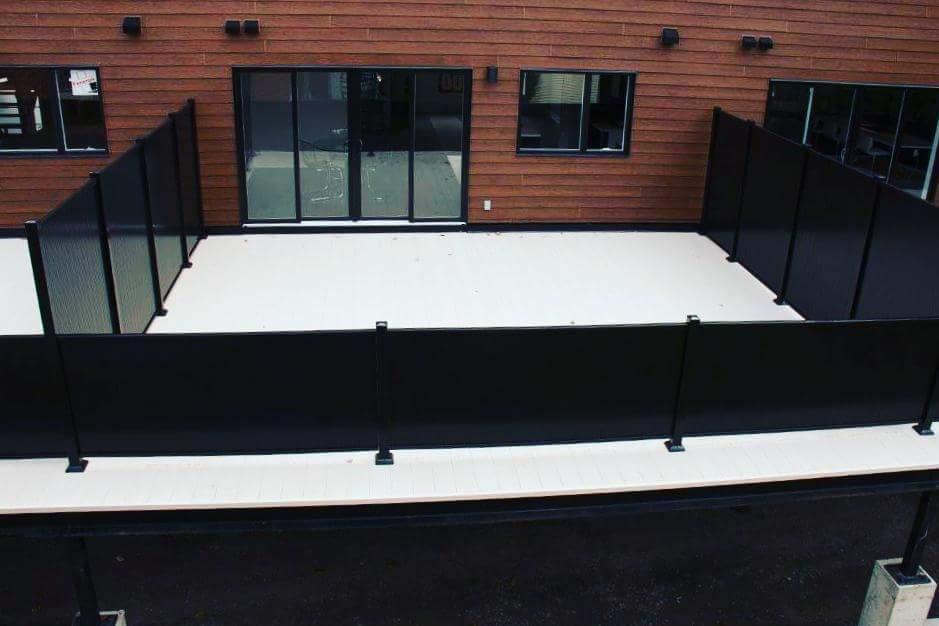 Aluminium Privacy Screens For Deck at Al-Mar Vinyl