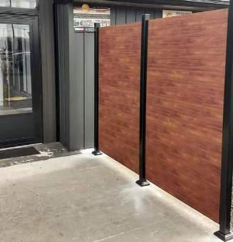 Modern Aluminum Privacy Screens & Fencing | Al-Mar Vinyl