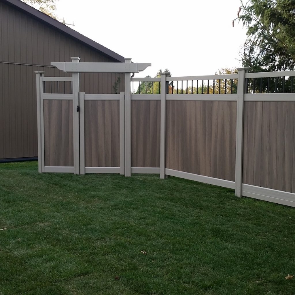 Fence Products Gallery Al Mar Vinyl Amp Aluminum Exeter