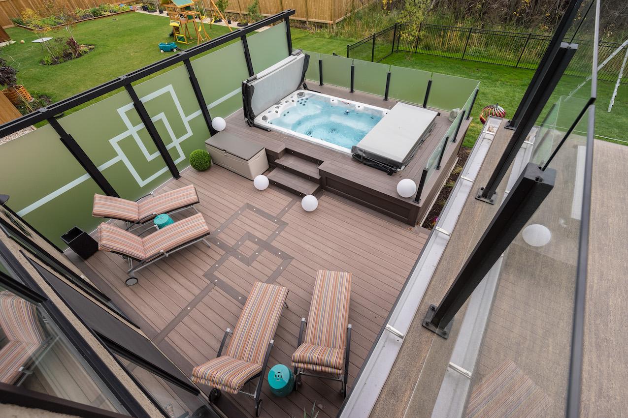 Outdoor Living Ideas - Decking & Railing   Wolf Serenity Decking