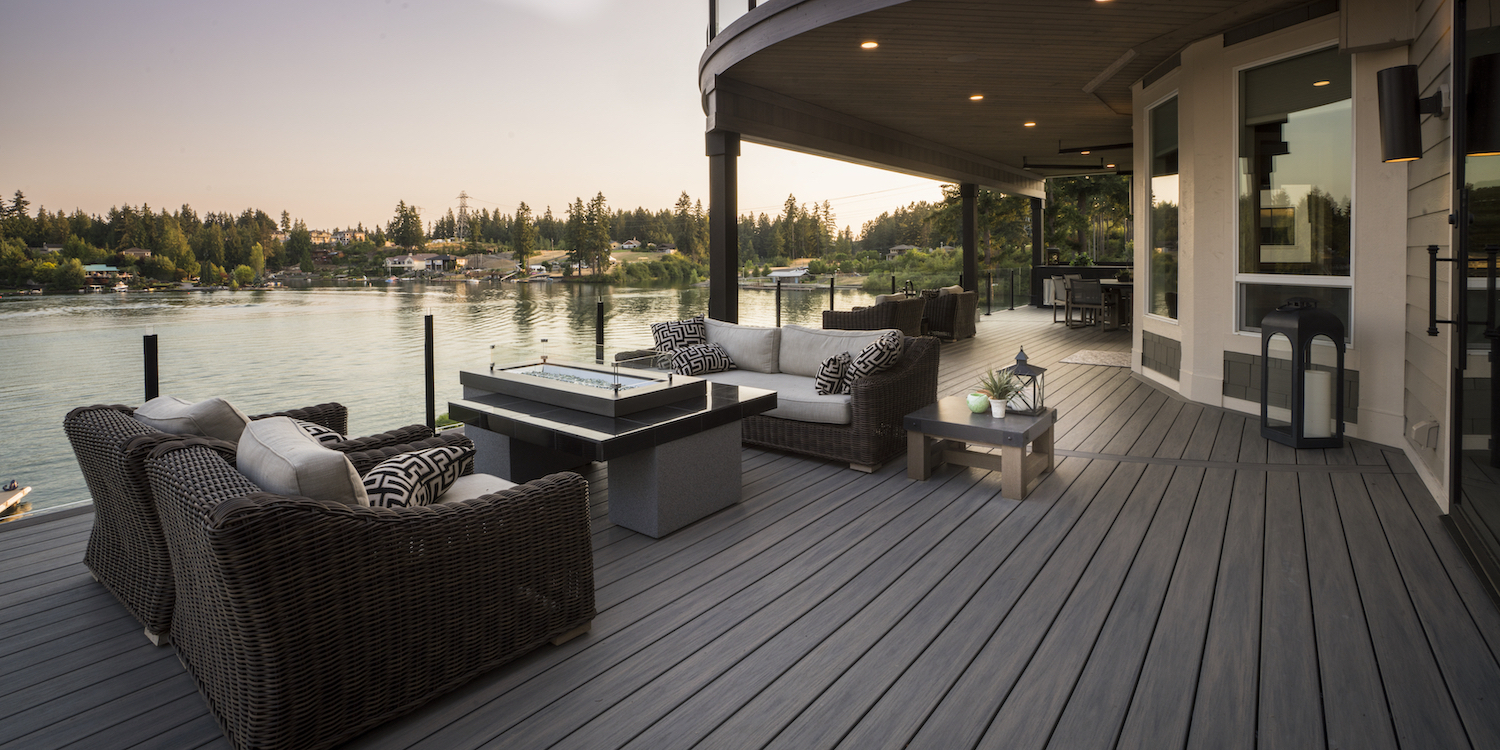 Wolf Serenity Decking London   Wolf Products