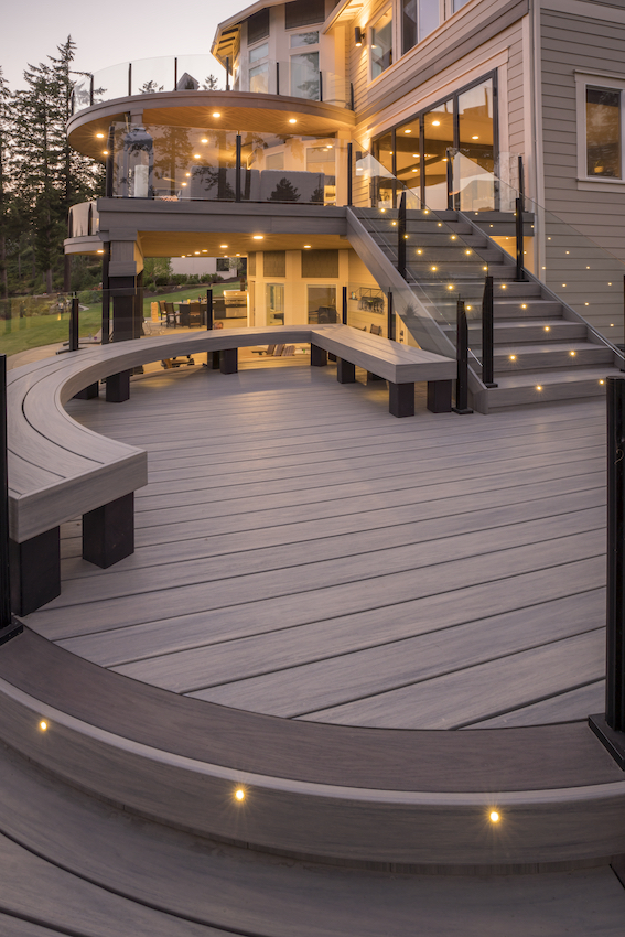 Picture of Wolf Serenity Decking London Ontario