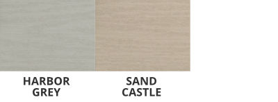 SEASIDE DECKING COLLECTION | Sand Castle
