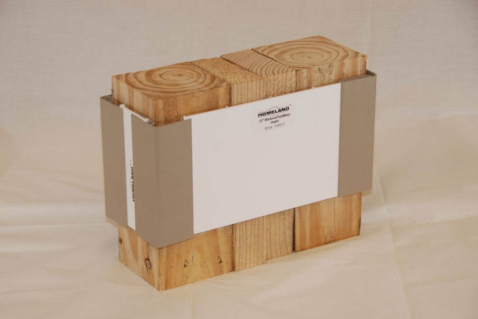 8 Piece Post & Beam Wrap Product Image