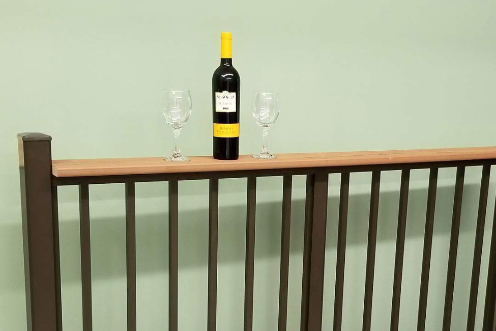 Image of Beverage Railing | Deck Railing & Fence Products