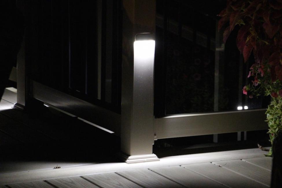 Image of LED Lightning | Deck Lights | Almar Vinyl