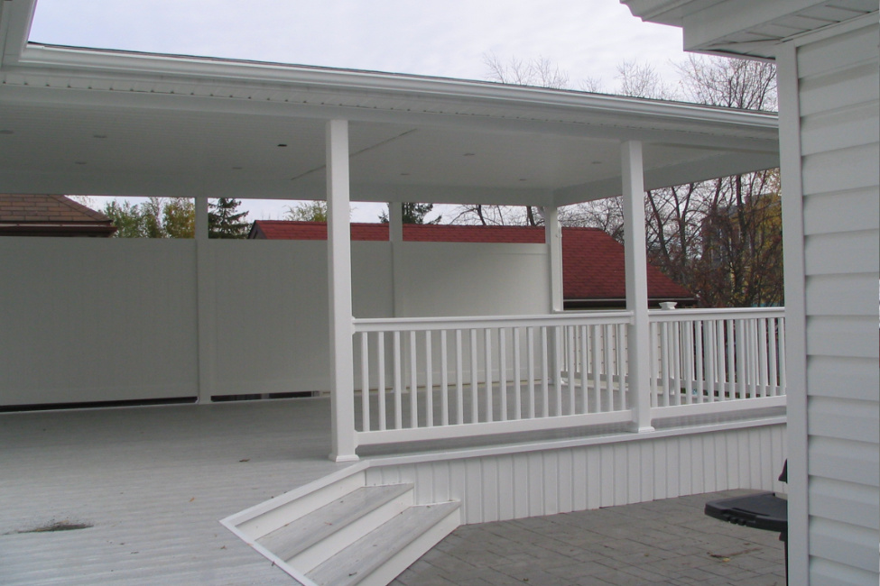 Porch Post Columns Installation | Al-Mar Vinyl