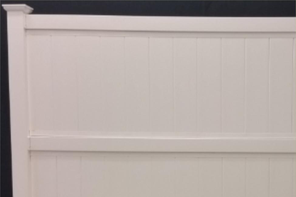 Image of Vinyl Privacy Screen For Decks | Al-Mar Vinyl Ontario