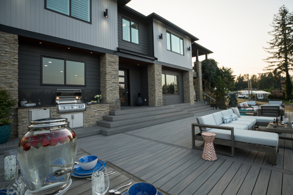 Wolf Home Products | Wolf Serenity Decking Picture